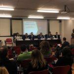 Identità ed eredità digitale. Foto del convegno al Tribunale di Napoli