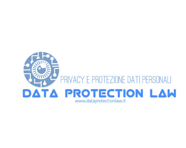 data protection law | privacy e protezione dati gdpr