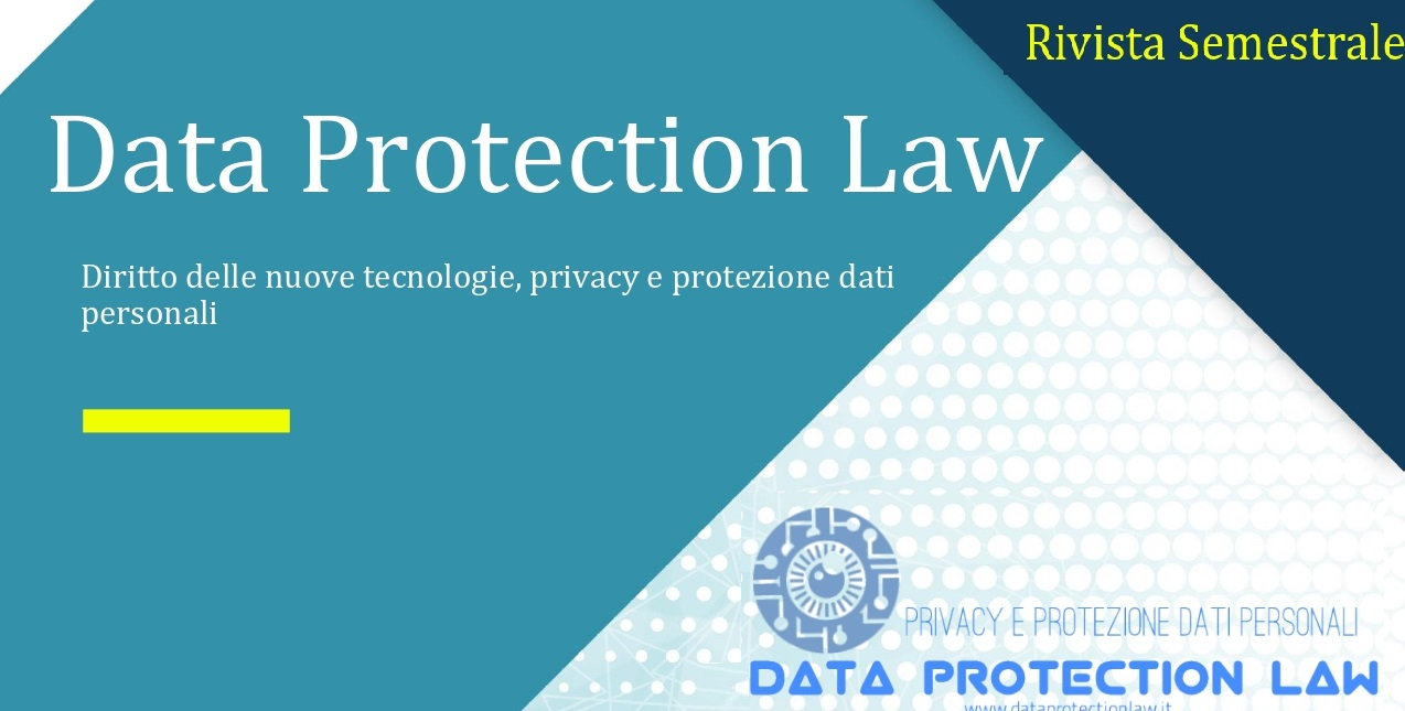 Rivista Data Protection Law