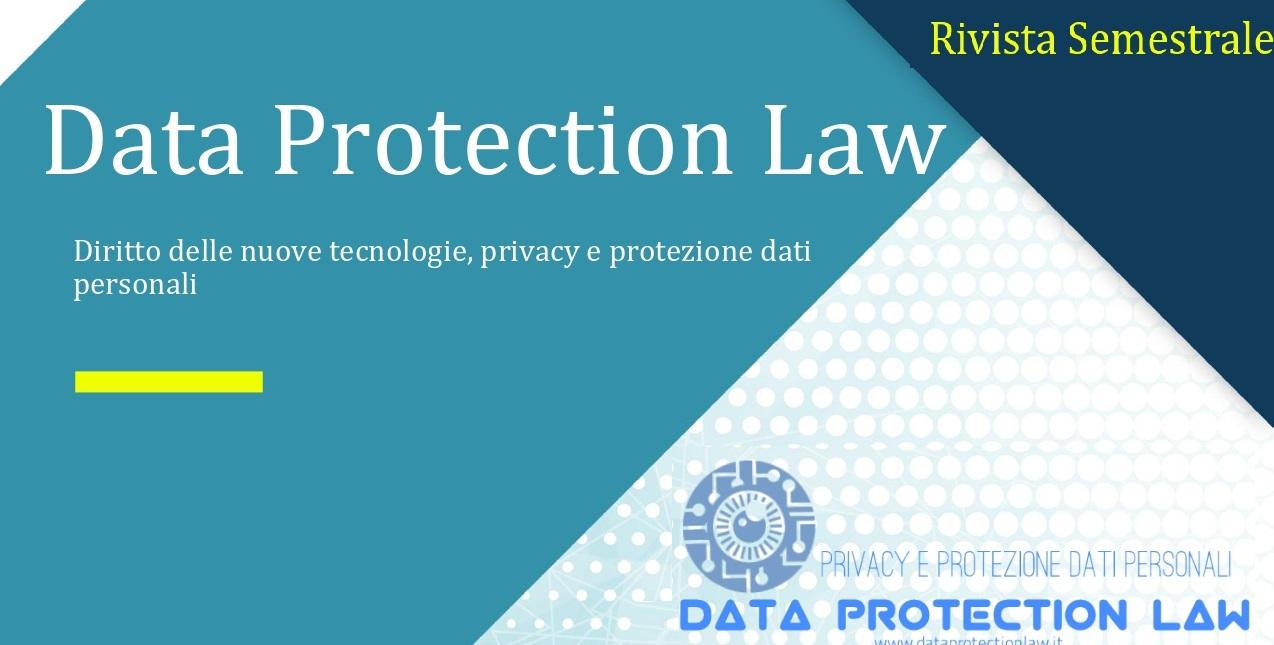 Rivista Data Protection Law