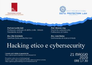 Hacking etico e cybersecurity