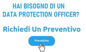 dpo data protection officer responsabile protezione dati personali cerchi preventivo bisogno consulenza privacy