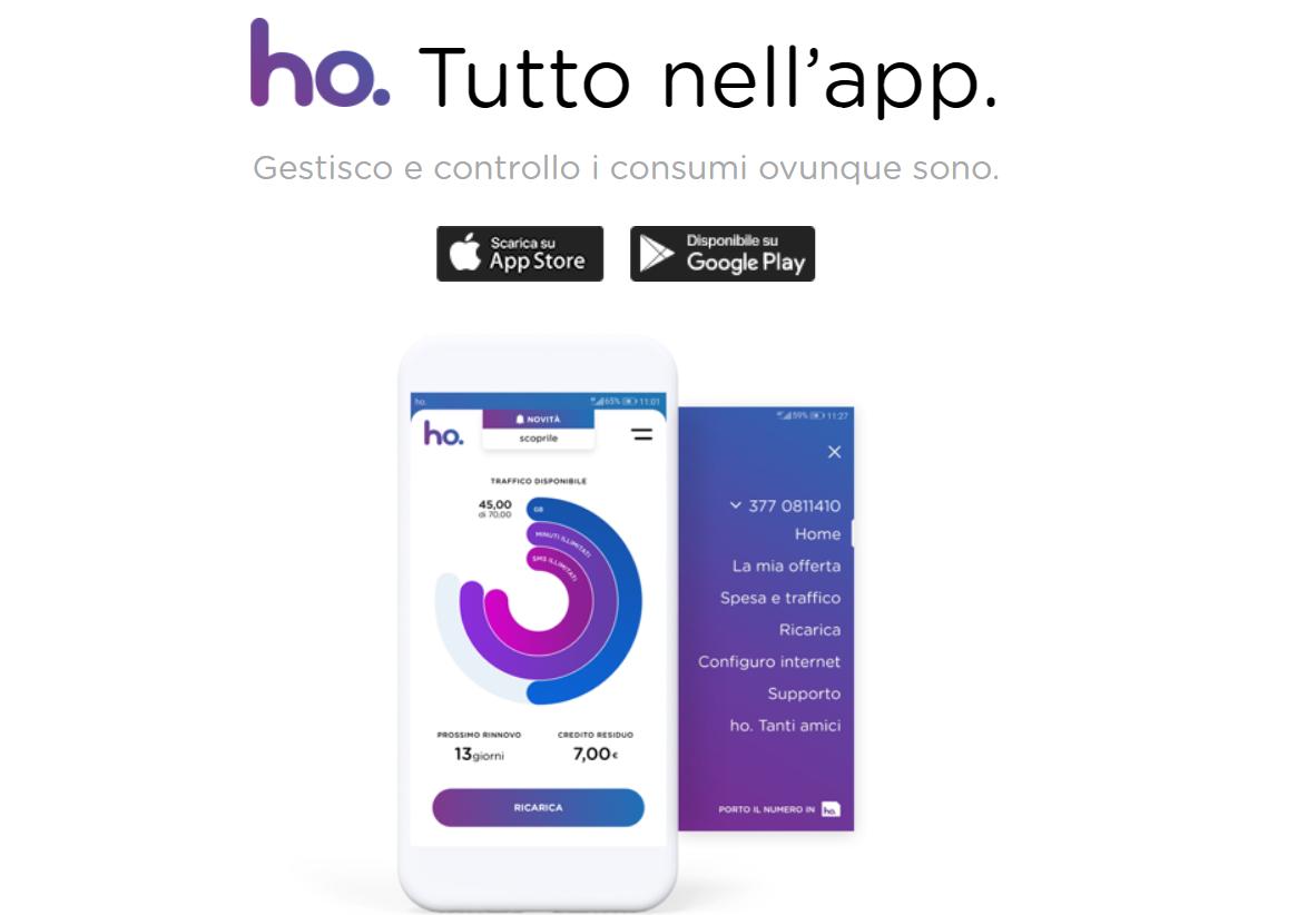 HO Mobile conferma il furto dei dati